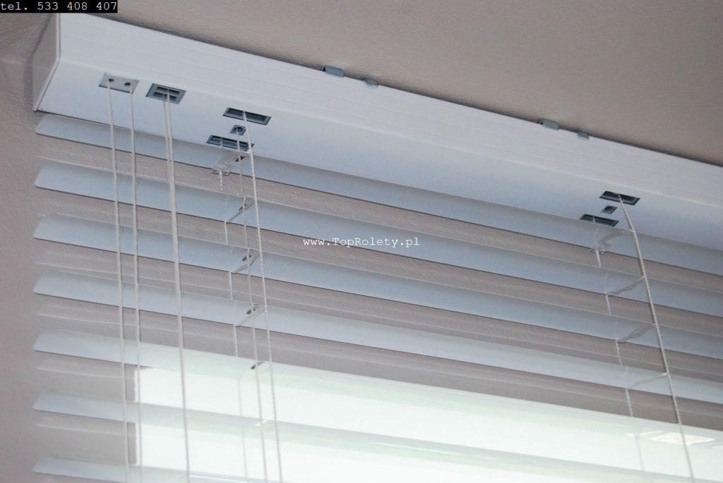 Galeria -Żaluzje aluminiowe 50mm Warszawa 19
