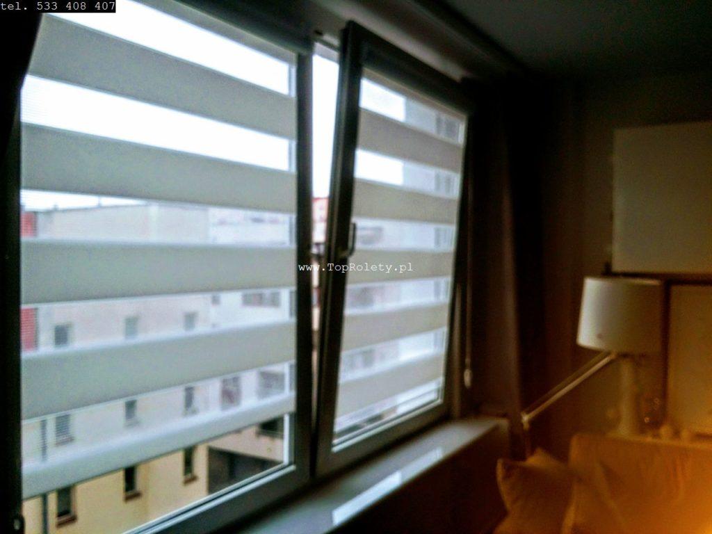 Galeria rolety dzien noc w kasecie Warszawa 1 06