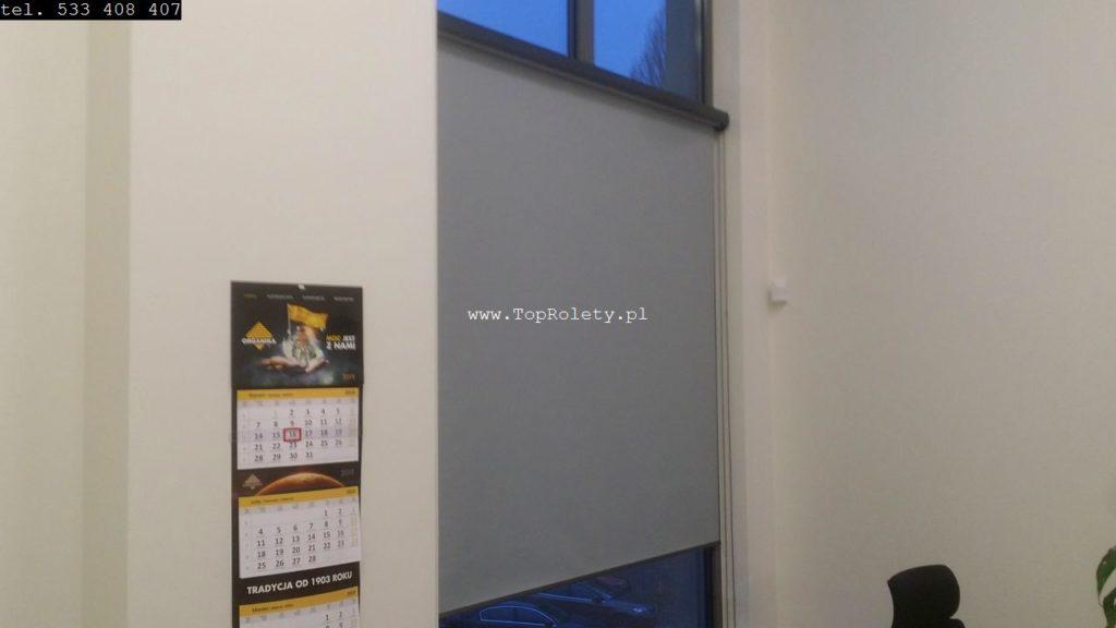 Galeria rolety wolno-wiszące Warszawa 1 19